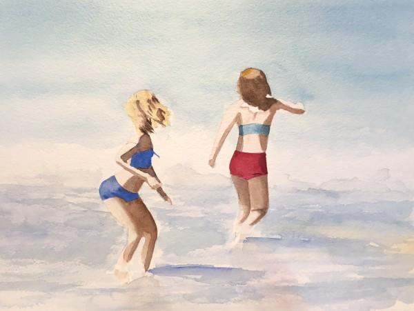 Beach Girls by Patti Claassen