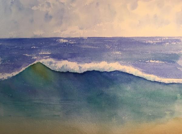 Big Wave by Patti Claassen