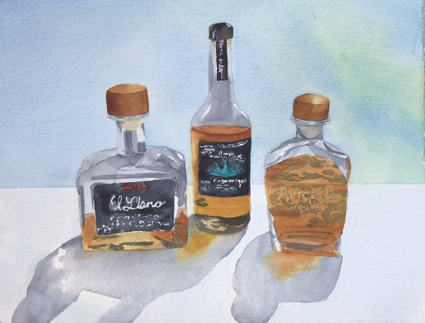 Tres Anejos by Patti Claassen