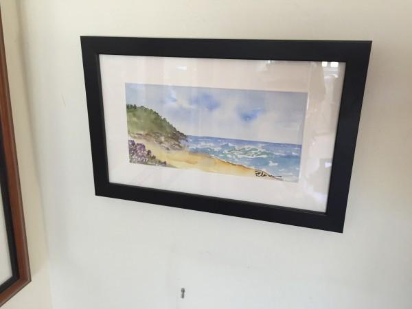 Torrey Pines Beach II by Patti Claassen