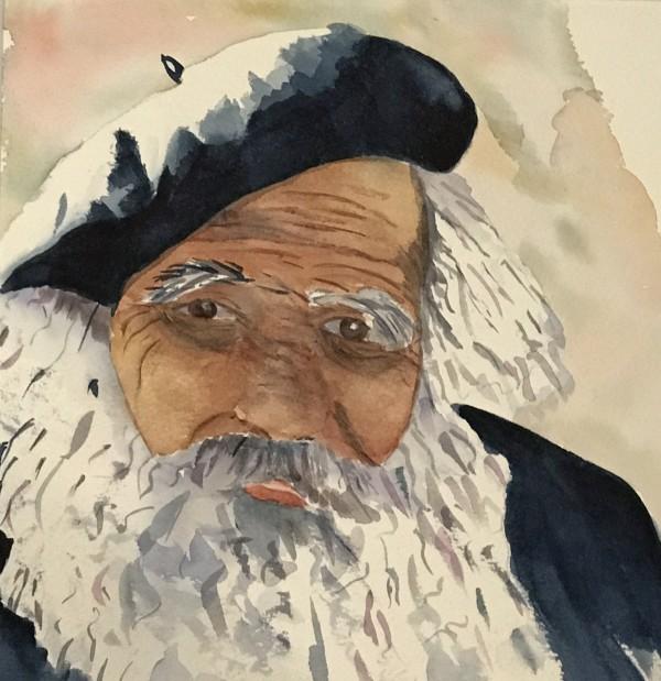 Old Man by Patti Claassen