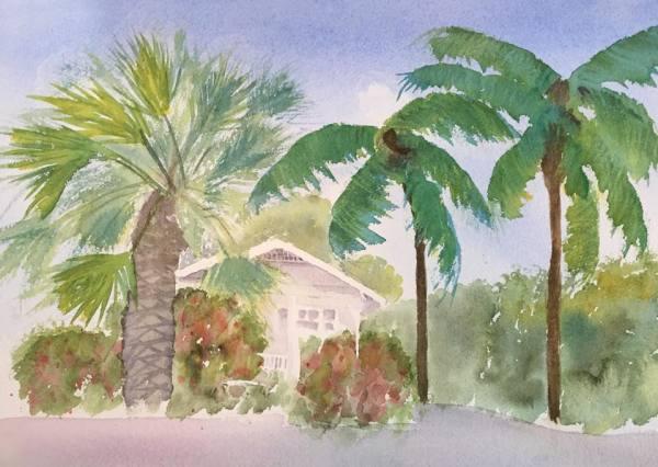 Beach House by Patti Claassen