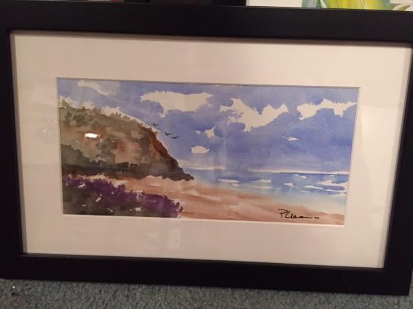 Torrey Pines Beach I by Patti Claassen