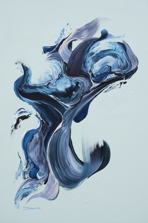 Meandering #5 by Dirk Guidry