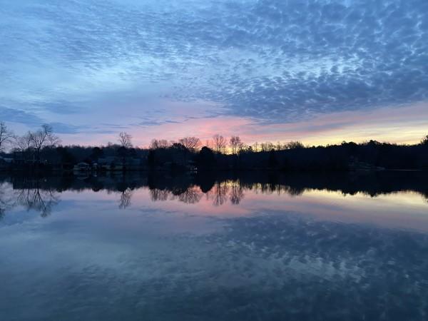 Hues of Joy Series© - Item #0177 by Lake Orange Sunrises LLC, Lisa Francescon, Owner