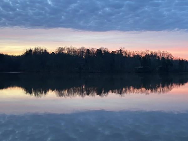 Hues of Joy Series© - Item #0184 by Lake Orange Sunrises LLC, Lisa Francescon, Owner