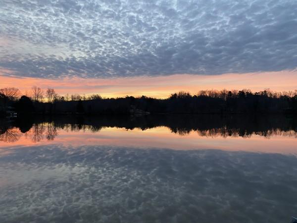 Hues of Joy Series© - Item #0197 by Lake Orange Sunrises LLC, Lisa Francescon, Owner