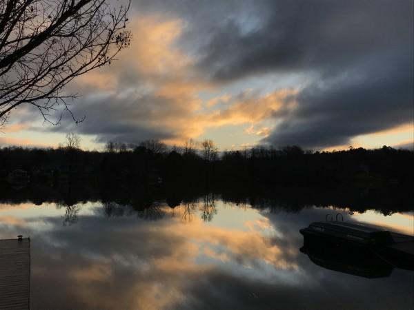 eXciting Sunrise Series© - Item #2981 by Lake Orange Sunrises LLC, Lisa Francescon, Owner