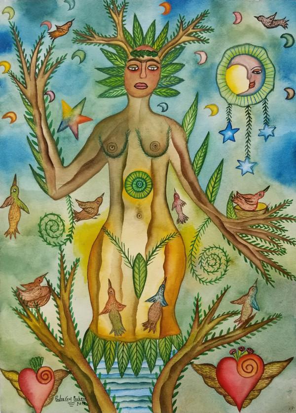 Madre Frida / Mother Frida by Pedro Cruz Pacheco