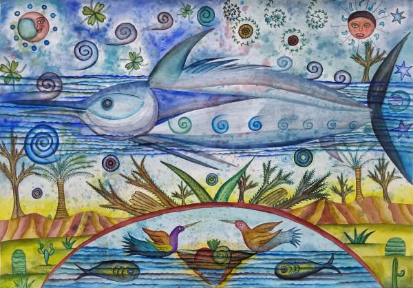 Pez Marlin / Marlin Fish by Pedro Cruz Pacheco