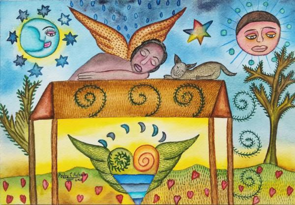 Sueño Mágico / Magic Dream by Pedro Cruz Pacheco