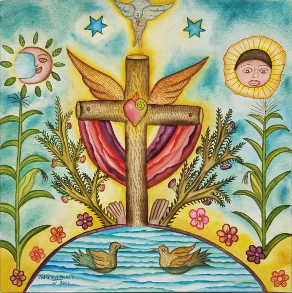 Cruz de Amor / Cross of Love by Pedro Cruz Pacheco