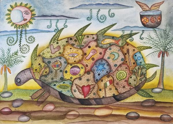 La Tortuga / The Turtle by Pedro Cruz Pacheco