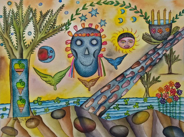 Alegorias de Fe / Alegories of Faith by Pedro Cruz Pacheco