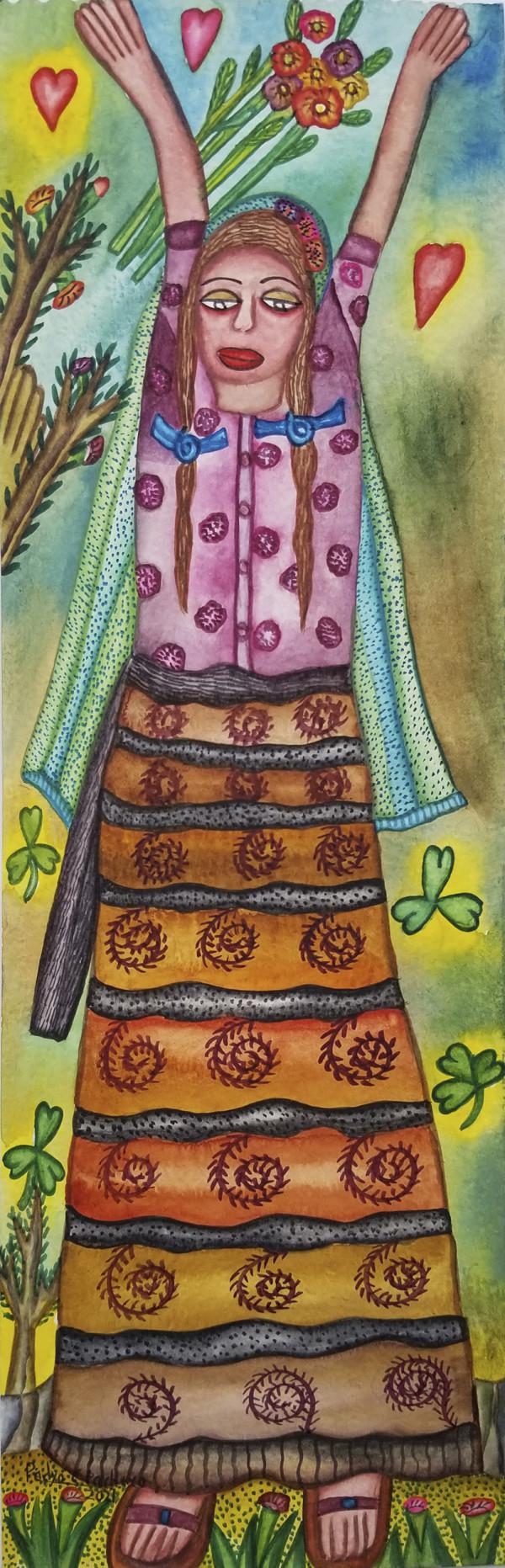 Mujer de Amor / Woman of Love by Pedro Cruz Pacheco