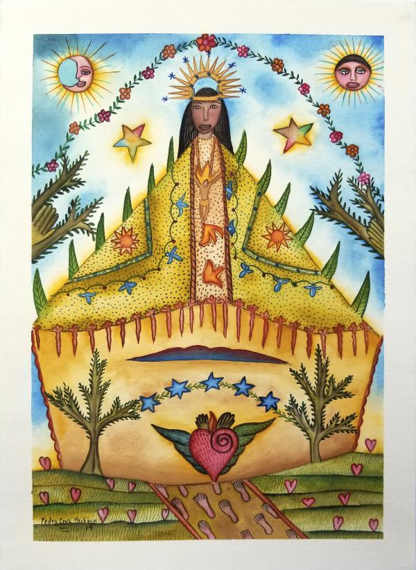 Virgen de Juquila / Virgin of Juquila by Pedro Cruz Pacheco