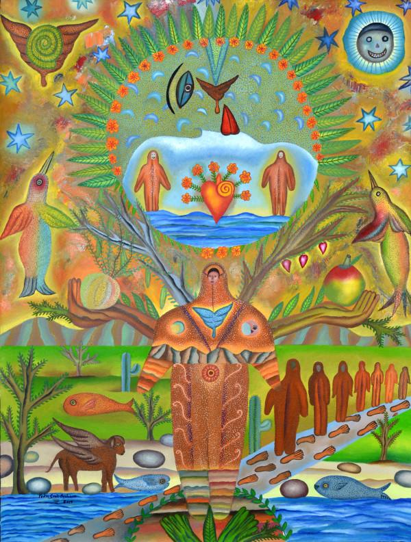El Amor de La Tierra / Love of the Land by Pedro Cruz Pacheco