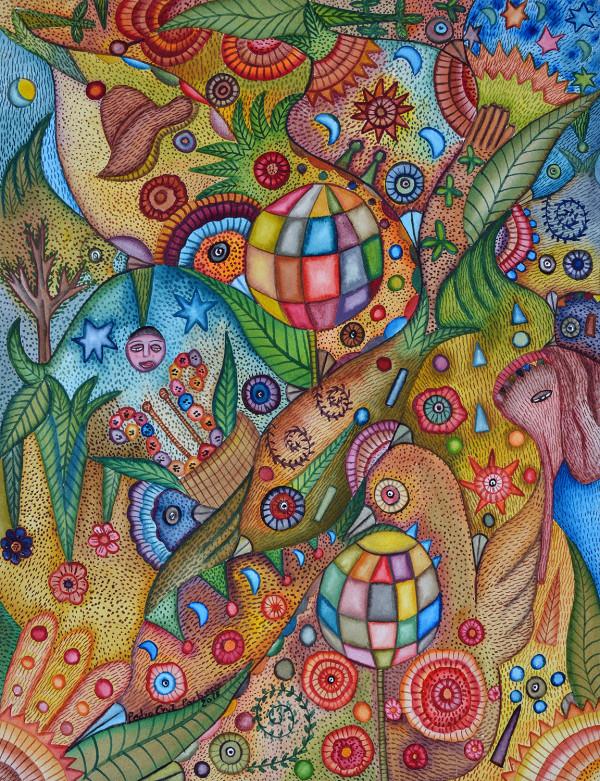 Tiempos de Fiesta / Festival Time by Pedro Cruz Pacheco