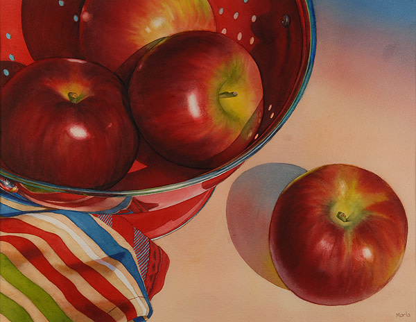 How Do You Like Them Apples by Marla Greenfield