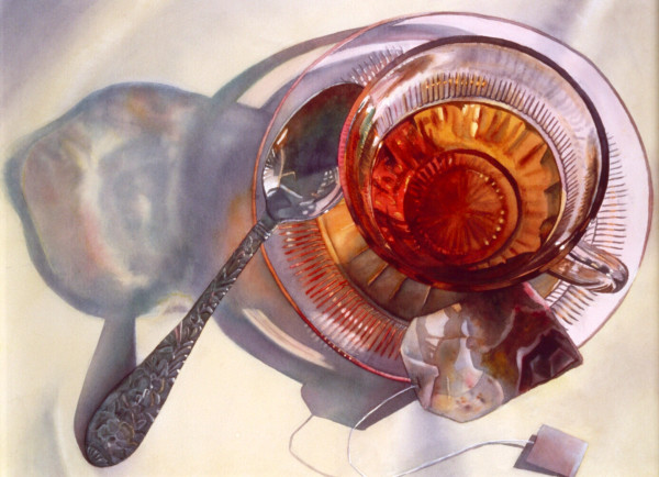 A Drink with Jam and Bread by Marla Greenfield