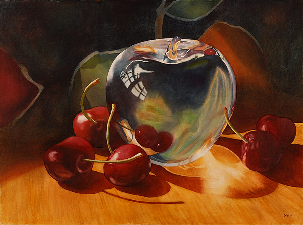 An Apple a Day by Marla Greenfield