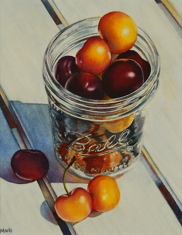 Ball Jar by Marla Greenfield