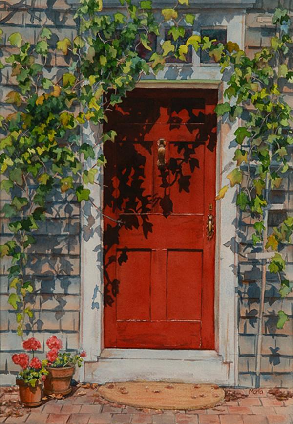 Red Door by Marla Greenfield