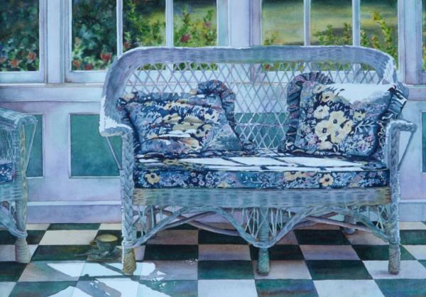 Inn Sun Room by Marla Greenfield