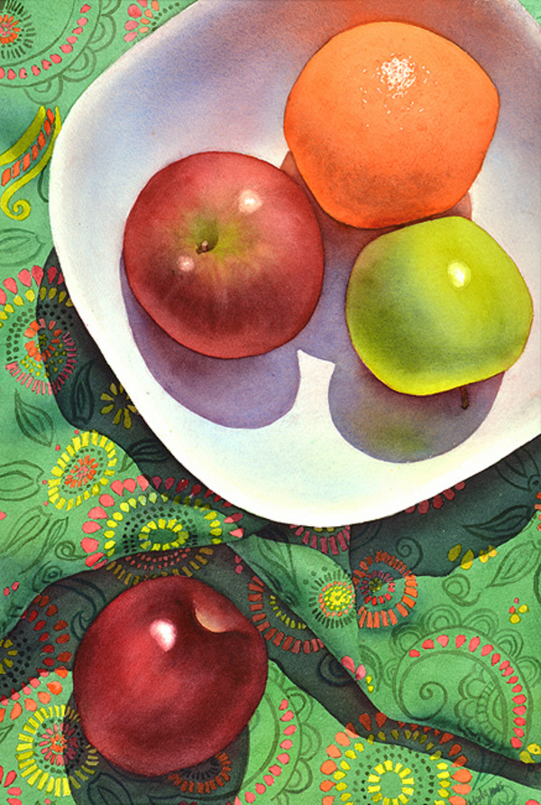 Apples to Orange by Marla Greenfield