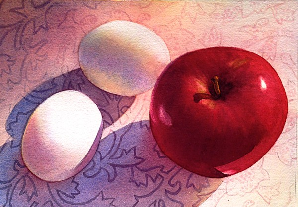 Apple to Eggs by Marla Greenfield
