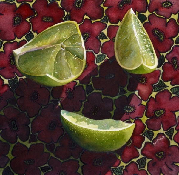 Limes by Marla Greenfield