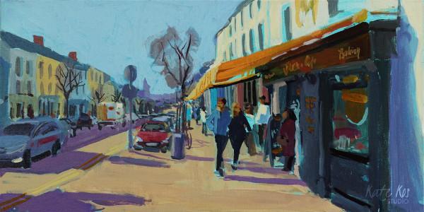 Main Street II by Kate Kos