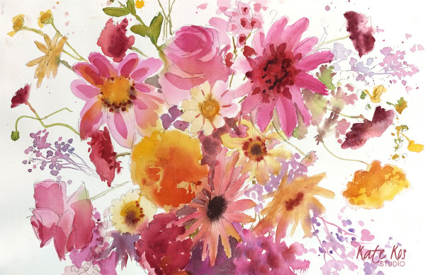 Bees Paradise by Kate Kos