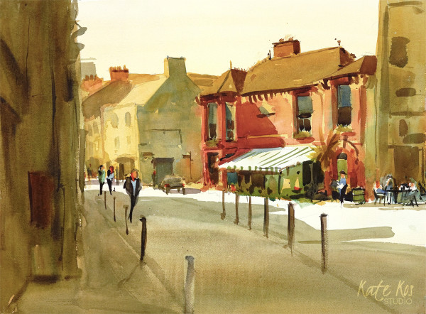 Selskar Street by Kate Kos