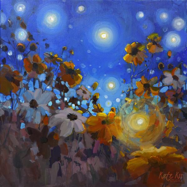 Fireflies II by Kate Kos