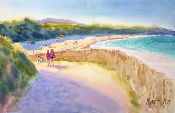 Beach Pals by Kate Kos