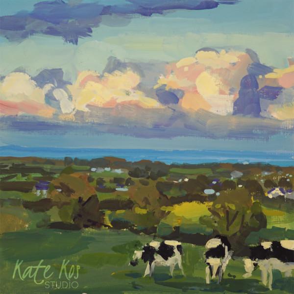 Under September Skies - Day 25 by Kate Kos