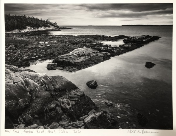 Low Tide, Taylor Head, Nova Scotia by Mark Brennan