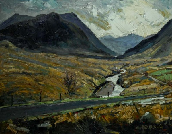 Spring, Glen Etive, Scotland by Mark Brennan