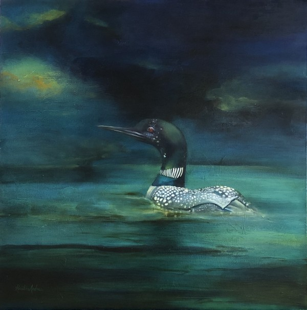 Coastal Echo by Kristine Andrea