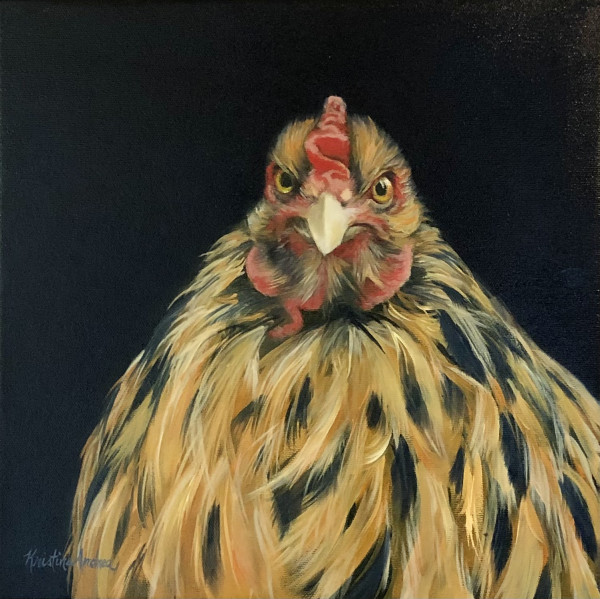 Grumpy by Kristine Andrea