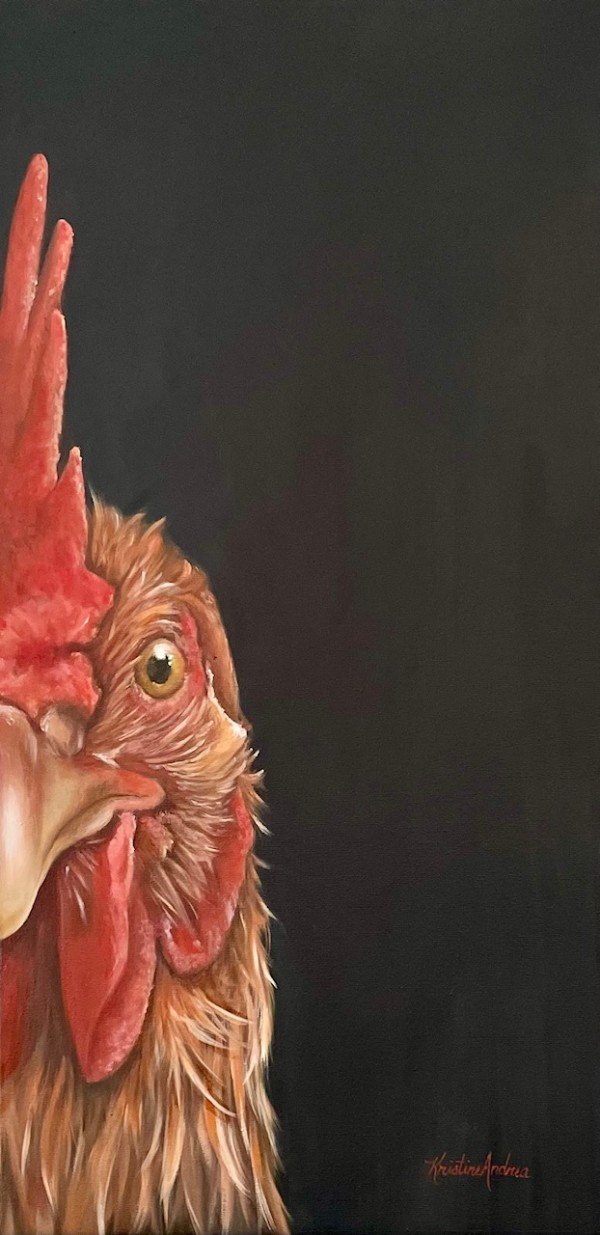 Who's Chicken? by Kristine Andrea