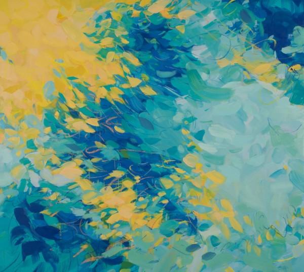 Flutter II by Cameron Schmitz