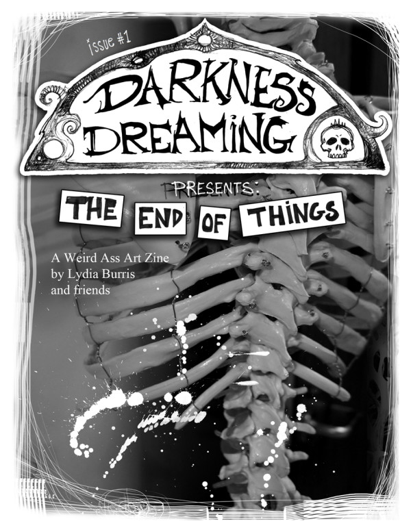 Darkness Dreaming Issue 01: The End of Things by Lydia Burris
