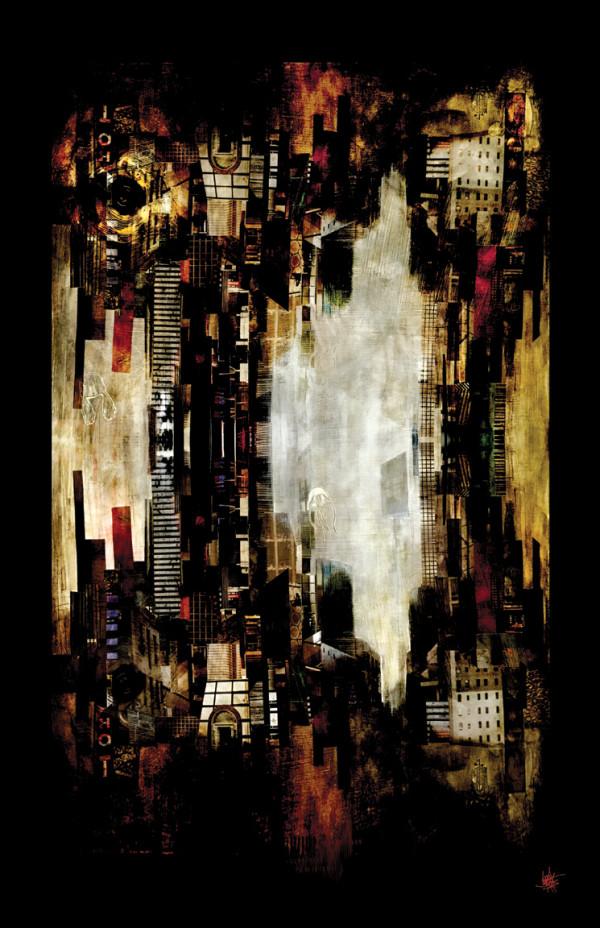 The Internal City by Lydia Burris