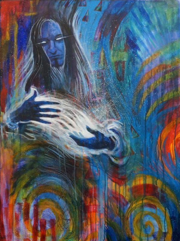 Celestial Sorcerer by Lydia Burris