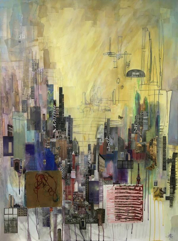 Metropolis by Lydia Burris