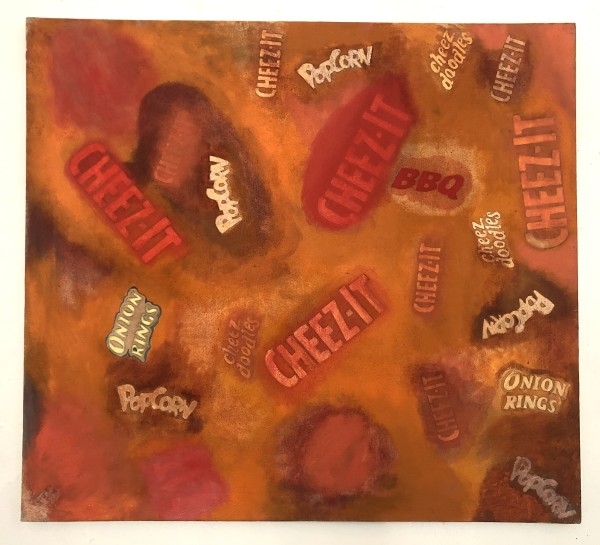 Cheez It by Anna Marie Rockwell