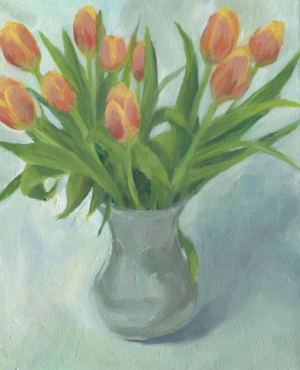 Tulips by Carrie Arnold