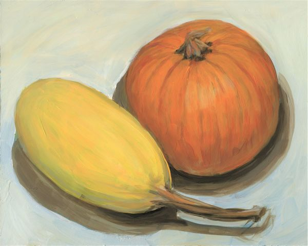 Pumpkin & Squash by Carrie Arnold